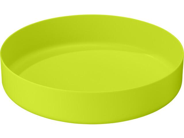 MSR Deep Dish Plate Medium green